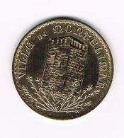 &  PENNING  VILLE De MONTELIMAR - Elongated Coins