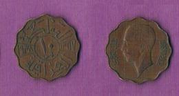 Iraq 10 Fils -1938 - Iraq