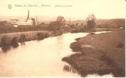 Hotton - CPA - Vallée De L'Ourthe - Melreux - L'ourthe En Amont - Hotton