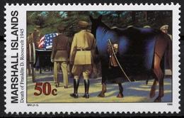 MARSHAL 1995 - CABALLOS - YVERT Nº 558** - HORSES - CHEVAUX - Marshall Islands