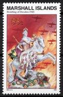 MARSHAL 1995 - CABALLOS - YVERT Nº 550** - HORSES - CHEVAUX - Marshall Islands