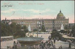 Königliches Schloss Und Lustgarten, Berlin, 1906 - AK - Mitte