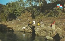 POSTAL REPUBLICA DOMINICANA SAN JOSE DE LAS MATAS AÑO 1973 - Postales