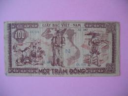 1948   Billet   Viêt-Nam     Giay Bac  De 100 Dong  N° XL 082 - Viêt-Nam