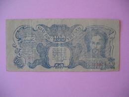 1949   Billet   Viêt-Nam     Giay Bac  De 100 Dong  N°  EN 028 - Vietnam