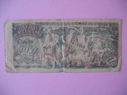 1950   Billet   Viêt-Nam     Giay Bac  De 200 Dong  N°  AW 150 - Vietnam