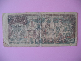 1950   Billet   Viêt-Nam     Giay Bac  De 200 Dong  N°  AW 150 - Viêt-Nam