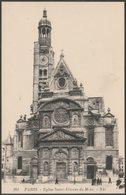 Eglise Saint-Etienne Du Mont, Paris, C.1920s - Lévy Et Neurdein CPA - District 05