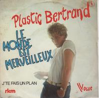 Disque 45 Tours  Plastic Bertrand 1979 - Other - French Music
