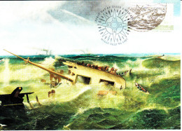 Australia 2007 Maxicard Scott #2671 50c Admella - Shipwrecks - Maximumkarten (MC)