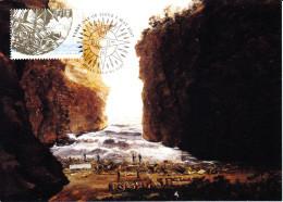 Australia 2007 Maxicard Scott #2672 $1 Loch Ard - Shipwrecks - Maximumkarten (MC)
