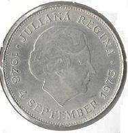 Netherlands - 10 Gulden 1973 - Silver - XF/SUP - [ 3] 1815-… : Kingdom Of The Netherlands