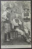 Bretagne N°516 - Vieillards (Etude) - Environs De Quimperlé (Finistère) - Carte Animée Non-circulée - Personnages