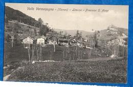 Valle Vermenagna - Frazione Di San  ANNA  ( Limone )  Vue Du Village  Ed Fresia N°14015   - CPA - Italie