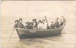 Carte Postale Ancienne De CAEN - Caen