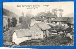 Valle Vermenagna - Frazione  BRICH   ( Limone )  Vue Du Village  Ed Fresia N°10474 - CPA - Italie