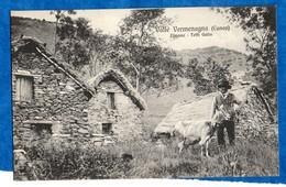 Valle Vermenagna - Tetti GALIN   ( Limone )  Vue Du Village  Ed Fresia N°22725- CPA - Italie