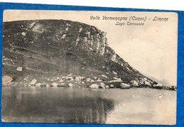 Valle Vermenagna -Lago  Terrasola   ( Limone )   Ed Fresia N° 10476 - CPA - Italie