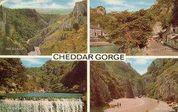 004307  Cheddar Gorge  Multiview  1975 - Cheddar