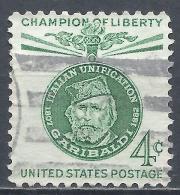 United States 1960. Scott #1162 (U) Giuseppe Garibaldi (1807-1882), Italian Freedom Fighter * - Etats-Unis