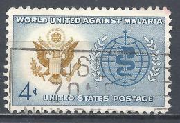 United States 1962. Scott #1194 (U) Malaria Eradication * - Etats-Unis
