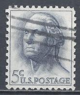 United States 1963. Scott #1213 (U) George Washington * - Etats-Unis