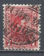 Uruguay  1932. Scott #358 (U) Artigas * - Uruguay