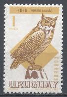 Uruguay 1968. Scott #751 (MNH) Great Horned Owl * - Uruguay