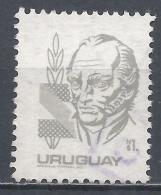 Uruguay 1980. Scott #1077 (U) Artigas * - Uruguay