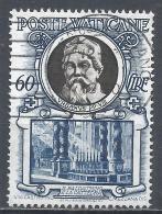 Vatican City 1953. Scott #166 (U) Urban VIII And The Canopy * - Vatican