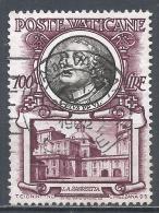 Vatican City 1953. Scott #168 (U) Pius VI And Tha Sacristy * - Vatican