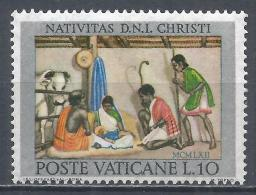 Vatican City 1962. Scott #353 (MNH) Nativity Scene * - Vatican