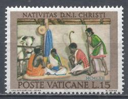 Vatican City 1962. Scott #354 (MNH) Nativity Scene * - Vatican