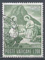Vatican City 1965. Scott #422 (U) Peruvian Nativity Scene * - Vatican