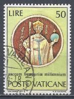 Vatican City 1971. Scott #513 (U) St. Stephen, From Chasuble, 1031 * - Vatican