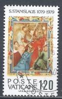 Vatican City 1979. Scott #648 (U) Martyrdom Of St. Stanislas * - Gebruikt