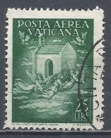 Vatican City 1947. Scott #C13 (U) House Of Our Lady Of Loreto * - Poste Aérienne