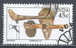 Venda 1993. Scott #265 (U) Inventions, Axe * - Venda