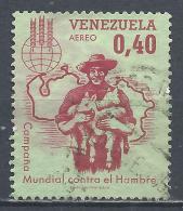 Venezuela 1963. Scott #C826 (U) Map, Shepherd * - Venezuela
