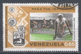 Venezuela 1974. Scott #1078 (U) Playing Field (Sport) * - Venezuela