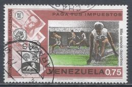 Venezuela 1974. Scott #1080 (U) Playing Field (Sport) * - Venezuela