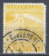 Venezuela 1958. Scott #C658 (U) Main Post Office, Caracas * - Venezuela