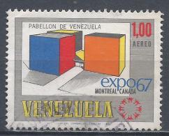 Venezuela 1967. Scott #C951 (U) EXPO 67, International Exhibition, Montreal * - Venezuela