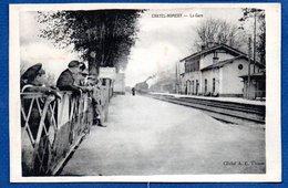 Chatel - Nomexy  / La Gare - Autres Communes