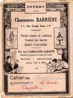Chaussures BARRIERE 1bis Rue Grange Garat  Spécialité De Chaussures De Chasse Et De Travail - Book Covers