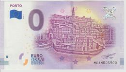 Billet Touristique 0 Euro Souvenir Portugal - Porto 2018-1 N°MEAM003900 - Private Proofs / Unofficial