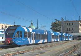 513 ATR 115 Stadler Stazione Venezia Santa Lucia Veneto - Stazioni Con Treni