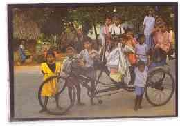 15571   -   RICKSHAW DRIVER'S DAILY  CHALLENGE    /    VIAGGIATA - India