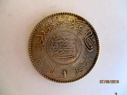 Arabie Saoudite: 1 Riyal 1367 / 1948 (silver) - Arabie Saoudite