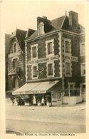 Cpa SAINT MALO 35 Hôtel TIVOLI , 63 Chaussée Du Sillon ( Aujourd'hui Hôtel L' Artimon ) - Saint Malo